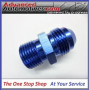 AN8 Male To Metric M18x1.5 Adaptor Bosch 044 Inlet Size